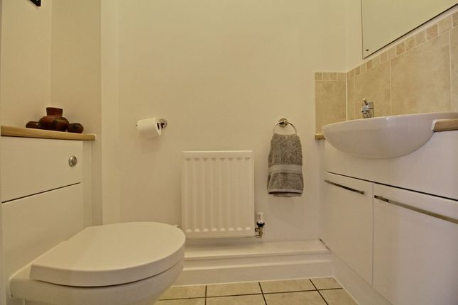 Cloakroom of Buckland Terrace, Sherfield-On-Loddon, Hook RG27