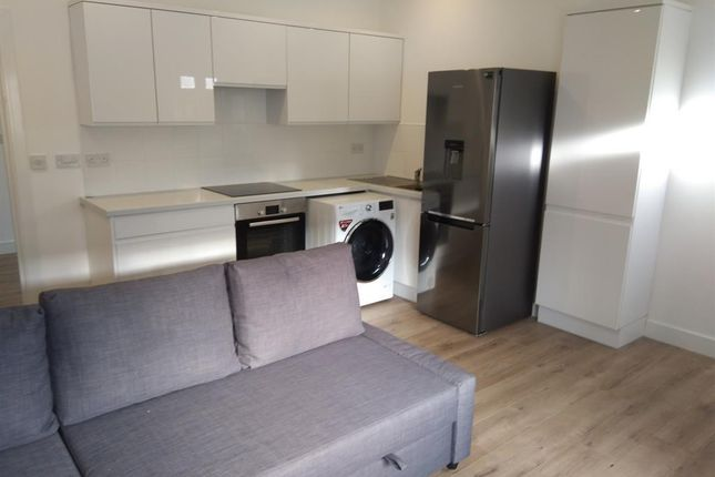 Sitting Room/Fitted Kitchen