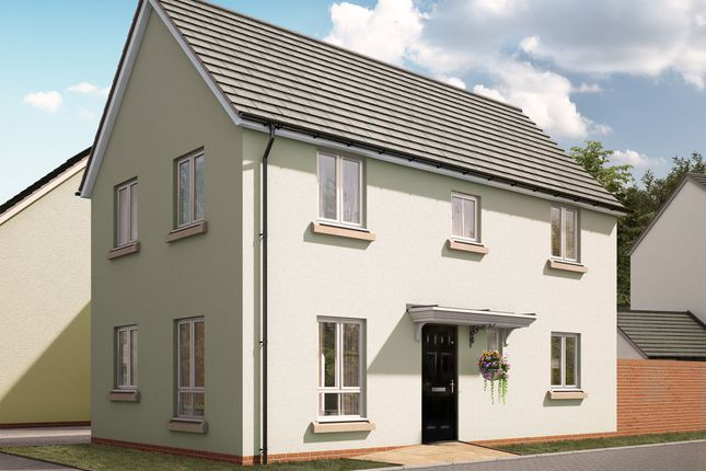 Thumbnail Detached house for sale in Montbray, Swallow Field, Barnstaple, Devon