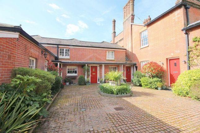 Thumbnail Terraced house to rent in Buckswood Grange, Rocks Road, Uckfield