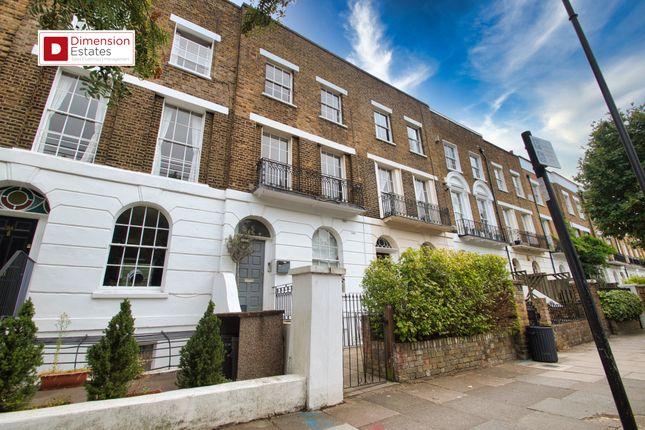 Thumbnail Flat to rent in Barnsbury Road, London
