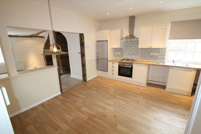 Thumbnail Flat to rent in New Houses, The Street, Shottisham, Woodbridge