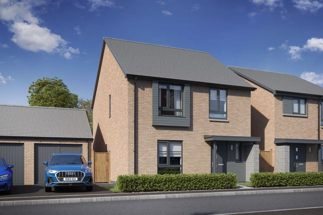 Thumbnail Detached house for sale in Clos Gwrgi, Penylan, Cardiff
