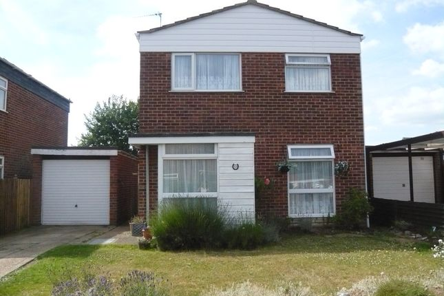 Thumbnail Detached house for sale in Cere Road, Sprowston, Norwich