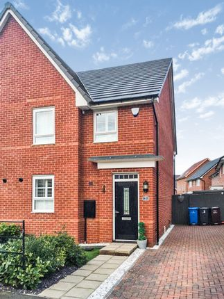 Thumbnail Semi-detached house for sale in Warbrook Road, Liverpool