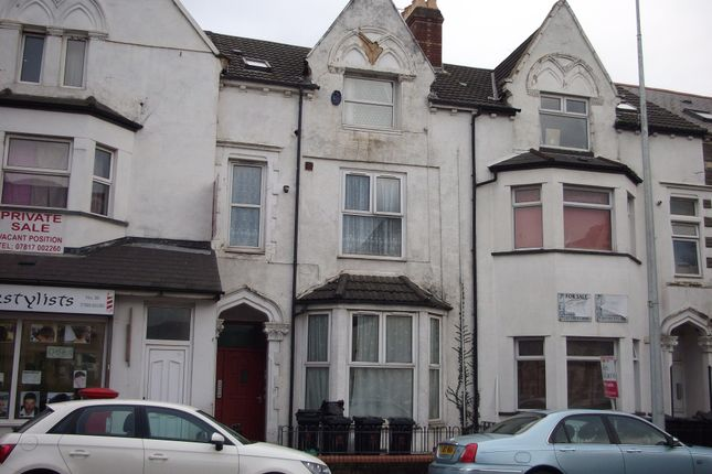 Exterior of Clare Street, Riverside, Cardiff CF11
