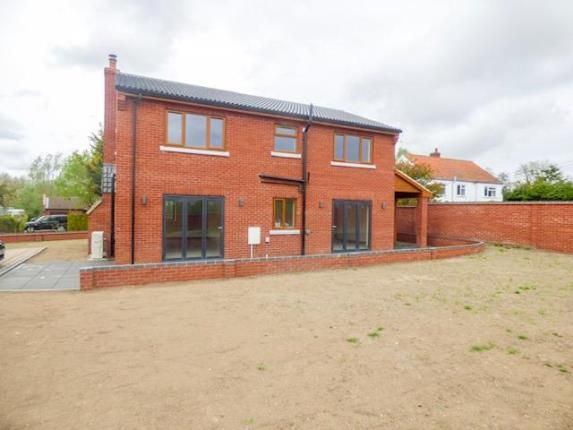 Thumbnail Detached house for sale in Moulton St. Mary, Norwich, Norfolk