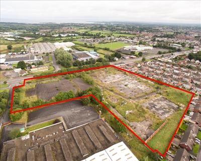 Thumbnail Land for sale in Portadown Road, Lurgan