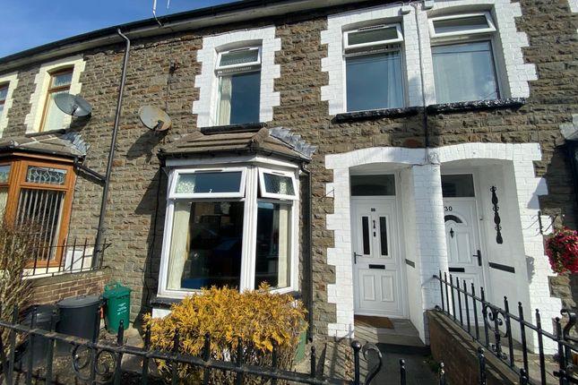 3 bed terraced house for sale in Maerdy -, Ferndale CF43