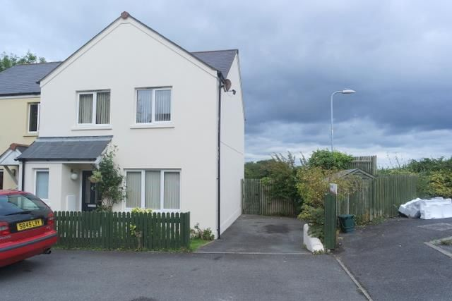 Thumbnail Semi-detached house to rent in Havard Close, Hook, Haverfordwest