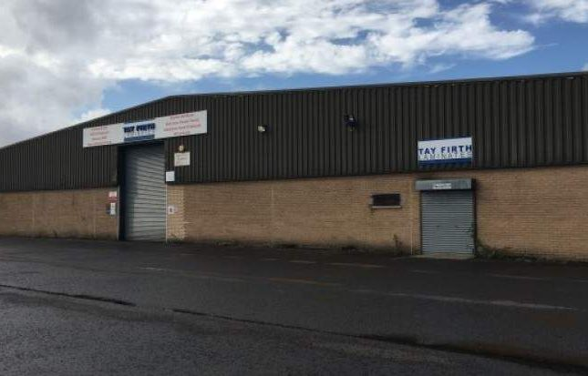 Thumbnail Light industrial to let in Kinnoull Road, Dundee
