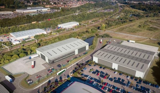 Thumbnail Industrial to let in St. Modwen Park, Stoke Central, Festival Park, Stoke-On-Trent