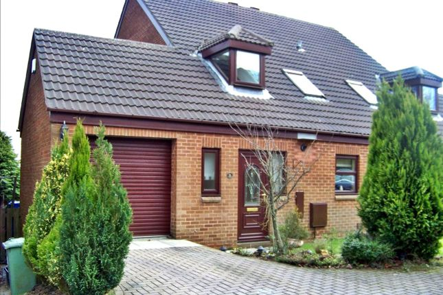Thumbnail Semi-detached house for sale in Gleaston Court, Peterlee