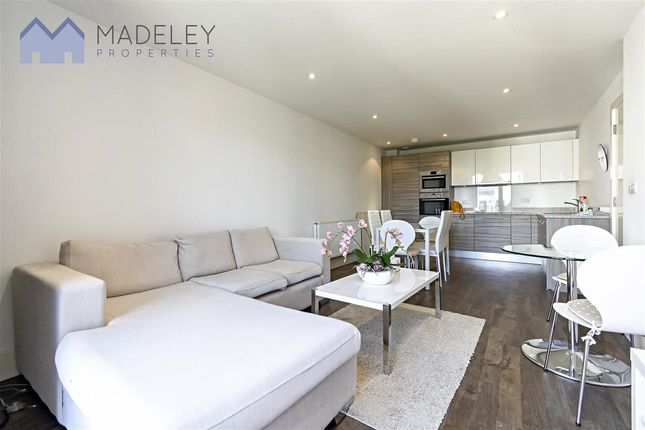Thumbnail Flat to rent in Madelenie Court, Unwin Place, Stanmore Place