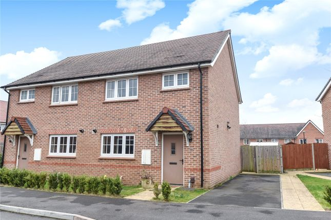Thumbnail Semi-detached house to rent in Goldcrest Road, Bracknell, Berkshire