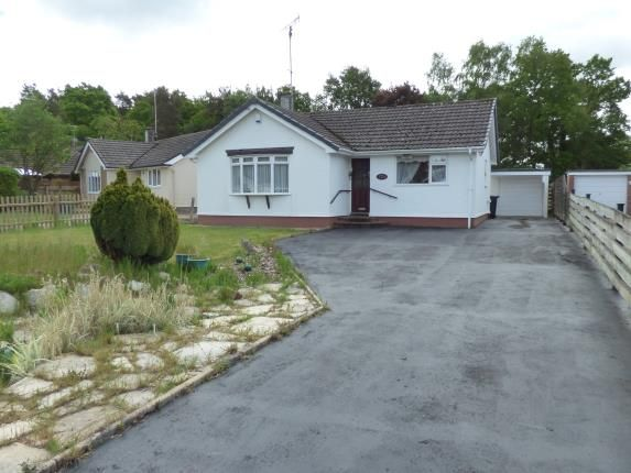 Thumbnail Bungalow for sale in Ashley Heath, Ringwood, Hampshire
