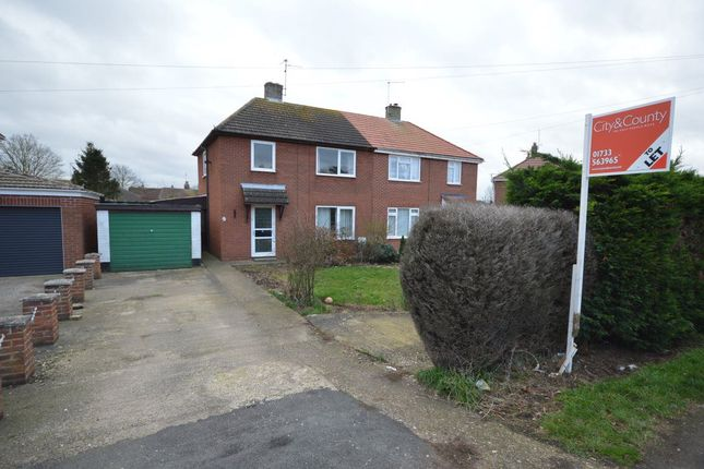 Thumbnail Property to rent in Postland Road, Crowland, Peterborough