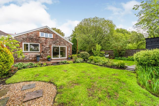 3 bed detached bungalow for sale in High Street, Tonyrefail, Porth CF39