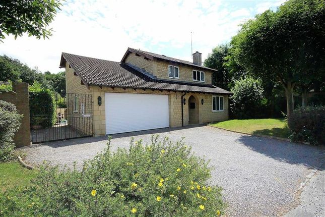 Thumbnail Detached house for sale in Vanbrugh Gate, Broome Manor, Wiltshire