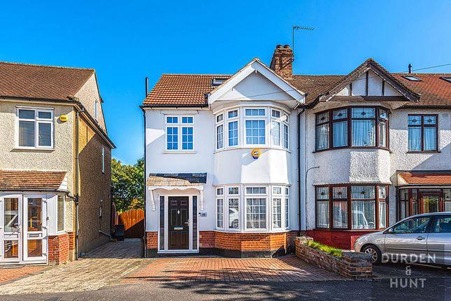 Thumbnail End terrace house to rent in Bush Road, Buckhurst Hil