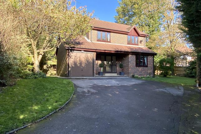 Thumbnail Detached house for sale in Beckham Lane, Petersfield