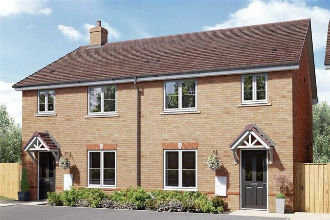 """Thumbnail End terrace house for sale in """"The Byford - Plot 10"""" at Hockliffe Road, Leighton Buzzard"""