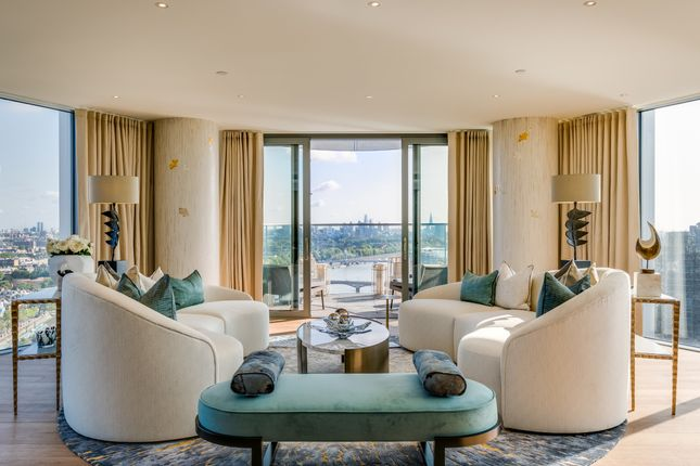 Thumbnail Flat for sale in Waterfront Drive, Chelsea, London