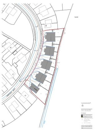 Thumbnail Land for sale in Harvest Way, Eastfield, Scarborough