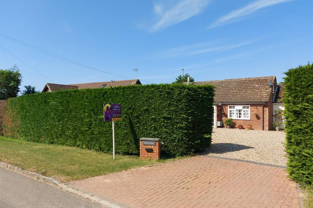 Thumbnail Detached bungalow for sale in Cradle End, Little Hadham, Ware