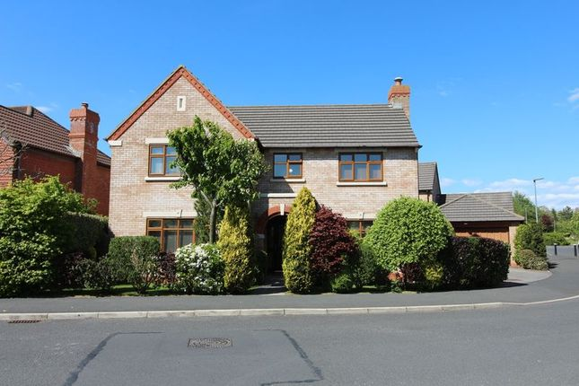 Thumbnail Detached house for sale in Old School Drive, Longton, Preston