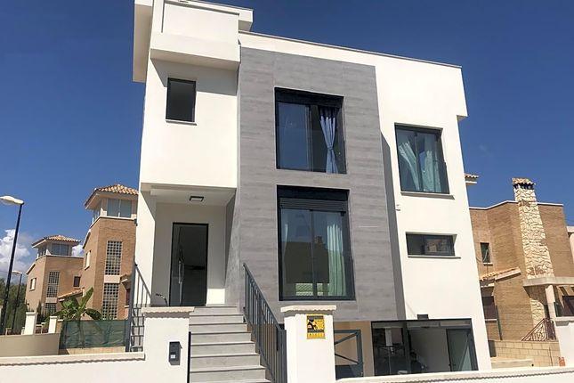 Facade of Avenida Aitana 03520, Polop, Alicante