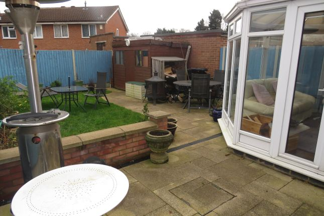 Garden of Bramcote Drive, Little Billing, Northampton NN3