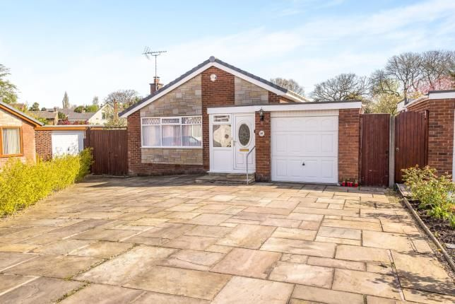 Thumbnail Bungalow for sale in Ennerdale Close, Leyland, .