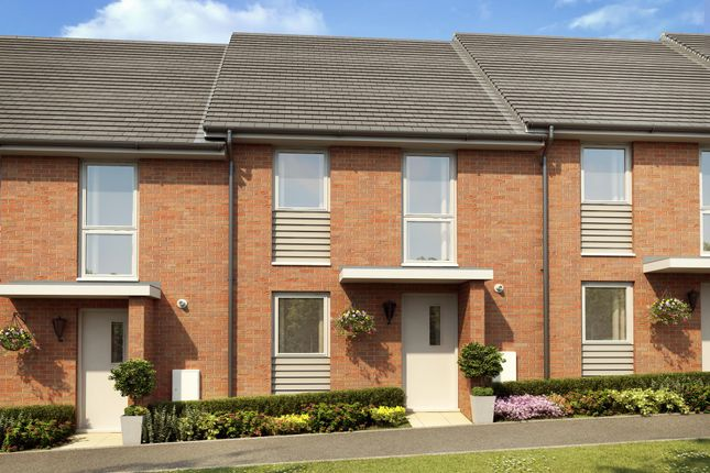 "Thumbnail End terrace house for sale in ""Rayford"" at Temple Hill, Dartford"