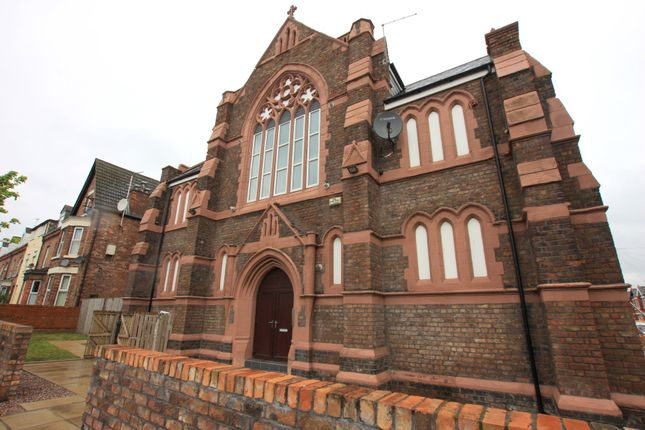 Thumbnail Flat to rent in Gladstone Road, Seaforth, Liverpool