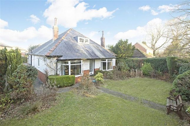 Thumbnail Detached bungalow for sale in Church Close, Killinghall, Harrogate, North Yorkshire