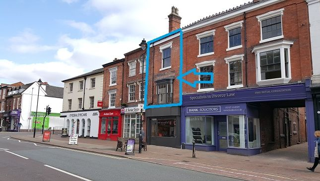 Thumbnail Office to let in High Street, Bromsgrove