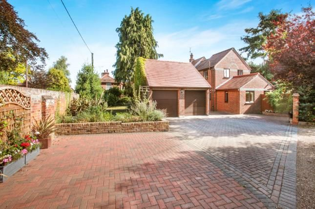 Thumbnail Detached house for sale in Writtle, Chelmsford, Essex