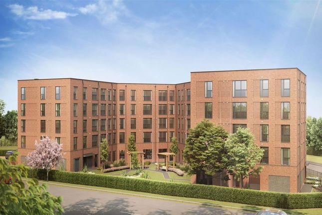 "2 bed flat for sale in ""Type L- Fourth Floor"" at Barrow Walk, Birmingham B5"