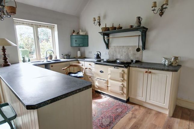 Lease Hill Hele Exeter Ex5 3 Bedroom Barn Conversion