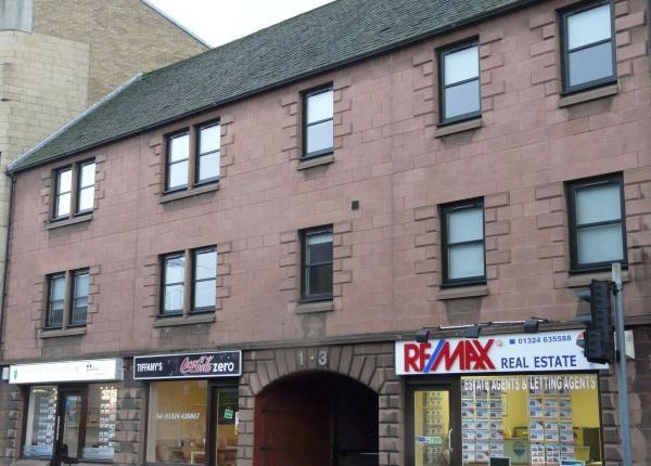 Thumbnail Flat to rent in Royal Exchange House, 1 Newmarket Street, Falkirk