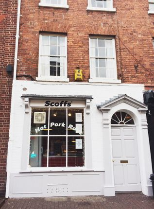 Restaurant/cafe for sale in Worcester, Worcestershire