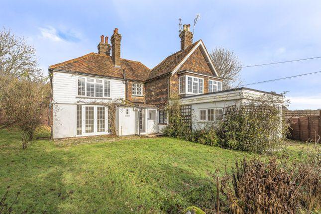 Thumbnail Detached house for sale in Horsham Road, Rusper