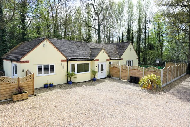 Thumbnail Detached bungalow for sale in Burlton, Shrewsbury