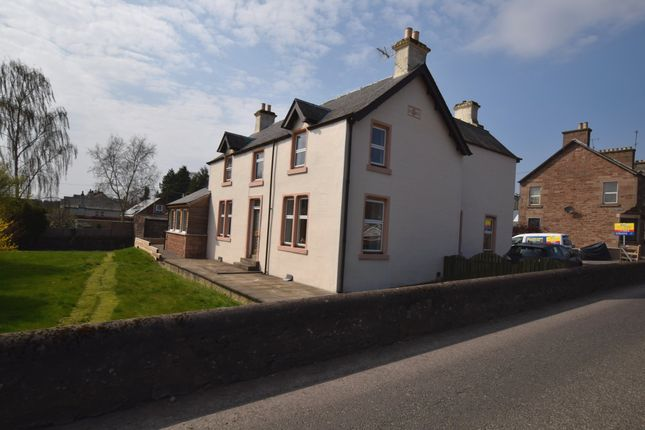 Thumbnail 3 bed detached house for sale in Airlie Place, Alyth, Blairgowrie