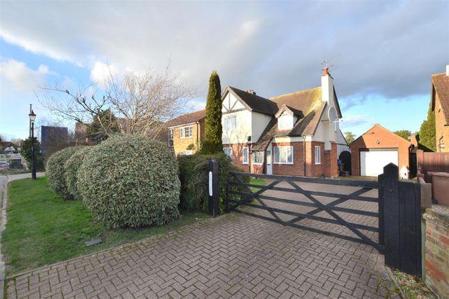 Thumbnail Detached house for sale in Symonds Green, Stevenage