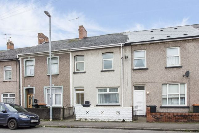Thumbnail Terraced house to rent in Duckpool Road, Newport
