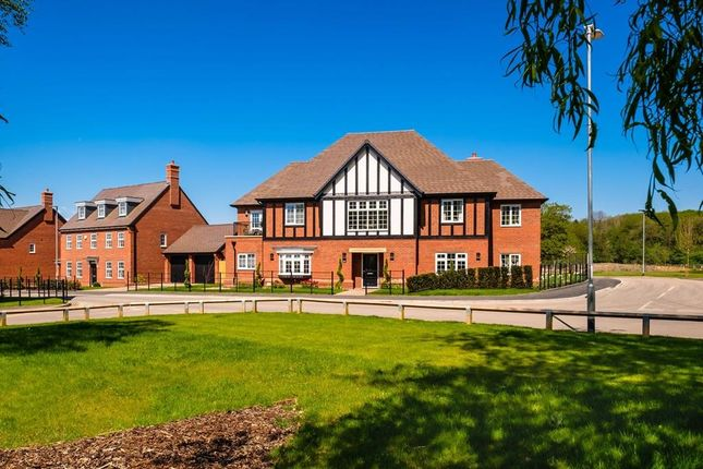 "Thumbnail Detached house for sale in ""Muse House"" at Wedgwood Drive, Barlaston, Stoke-On-Trent"