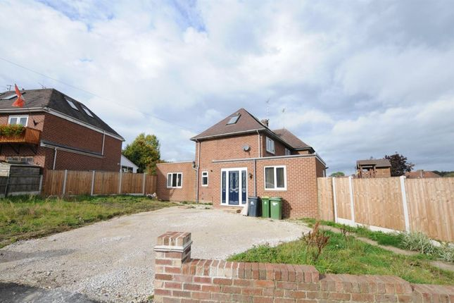 Thumbnail Property to rent in Ferrers Crescent, Duffield, Belper