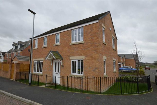 Thumbnail Detached house for sale in Holme Farm Way, Carleton, Pontefract